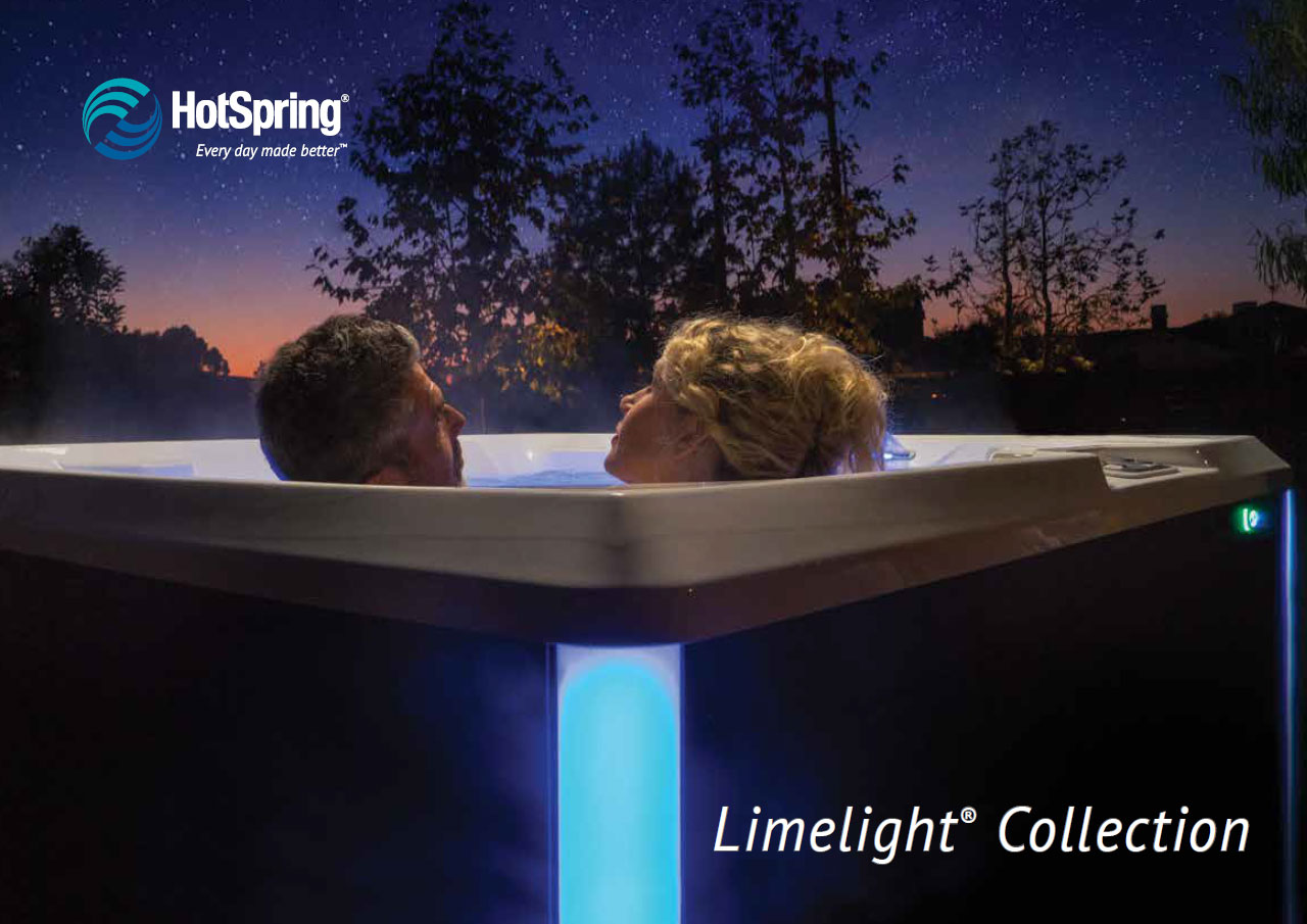 HotSpring Limelight Collection 2019